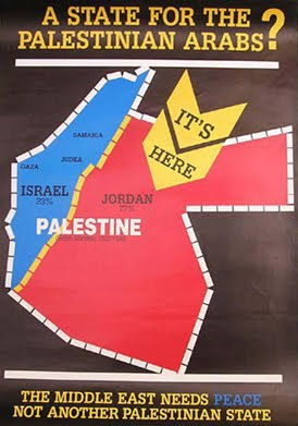 Palestine? It's there!