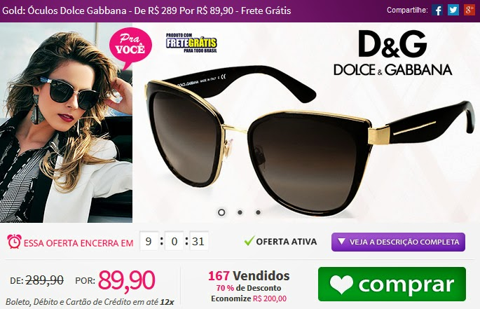 http://www.tpmdeofertas.com.br/Oferta-Gold-Oculos-Dolce-Gabbana---De-R-289-Por-R-8990---Frete-Gratis-911.aspx