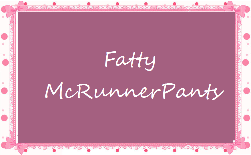 Fatty McRunnerPants