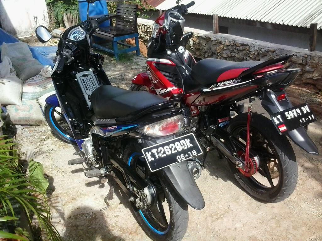 Modif Yamaha Njmx