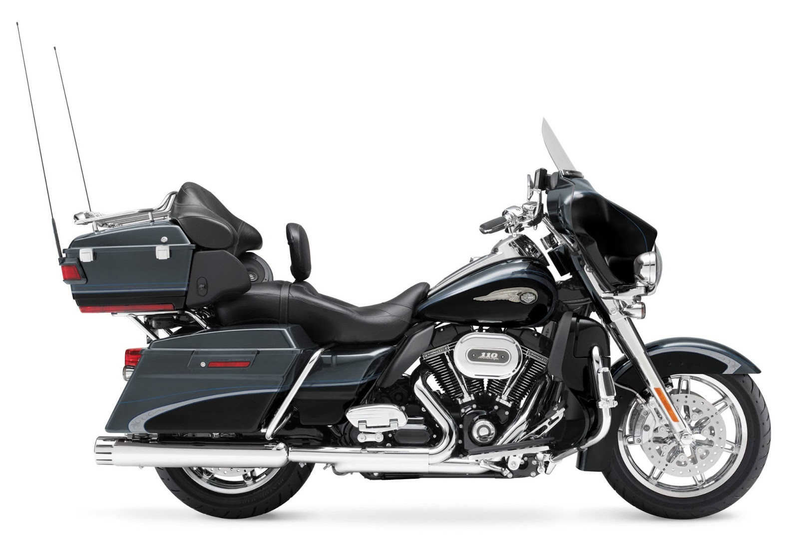 2013 Harley Davidson FLHTCUSE8 CVO Ultra Classic Electra Glide