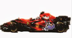 mais um designer de alecio roberto agora um carro de corrida da formula