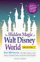 Between Books - The Hidden Magic of Walt Disney World 2nd Edition