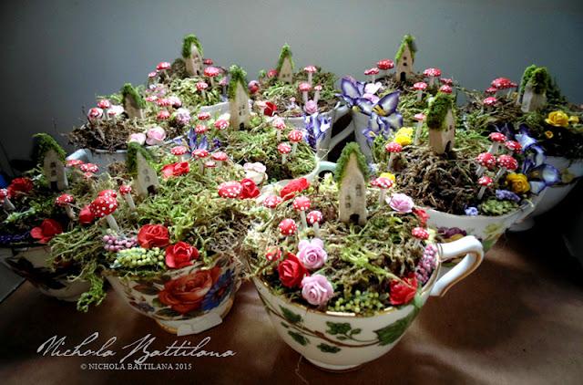 Tea cup gardens - Nichola Battilana