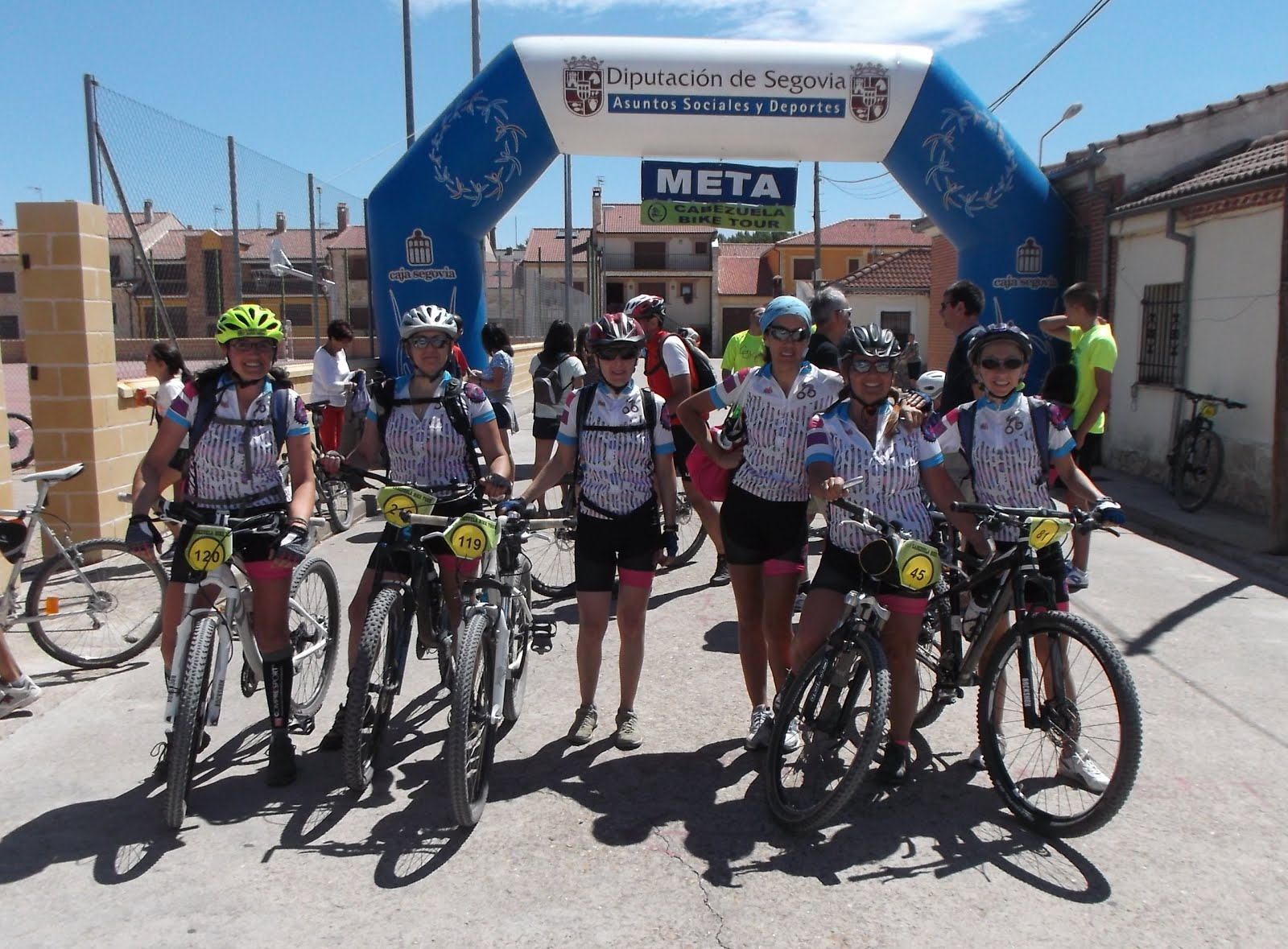 Cabezuela Bike Tour 2.015
