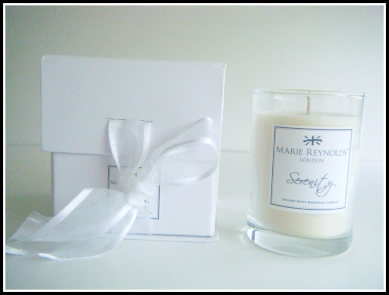 Mary Reynolds Body Treatment Candle