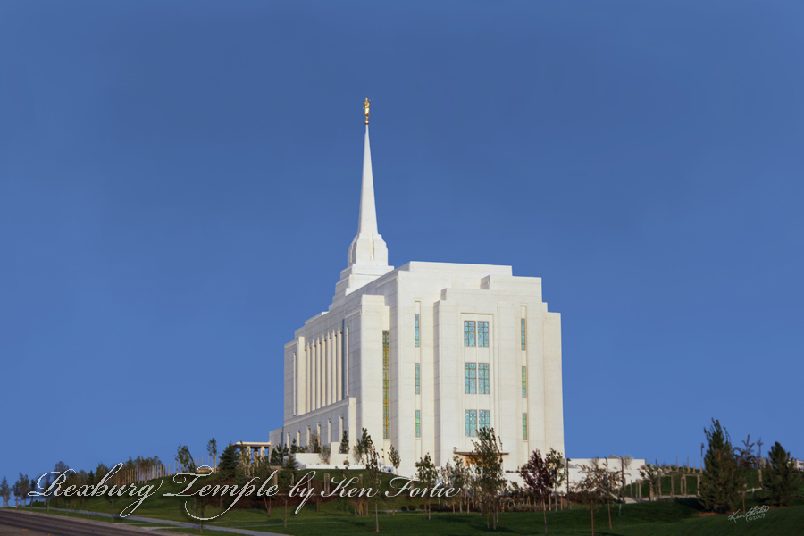 Rexburg Idaho Temple Rexburg Idaho Temple