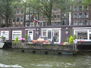 Amsterdam Boathouse