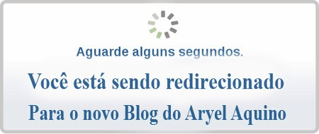 BLOG DO ARYEL AQUINO