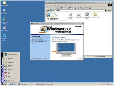 Windows Xp Windows Xp Atau Adalah Sebuah Versi Sistem Operasi Windows ...