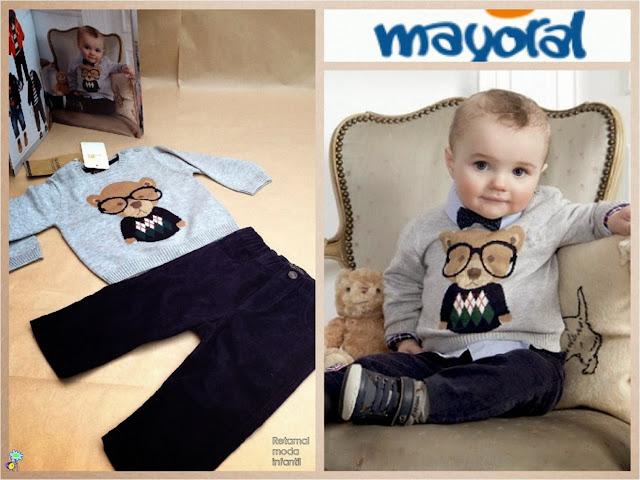Conjuntos mayoral en Blog Retamal moda infantil y bebe. Tienda de ropa de niño