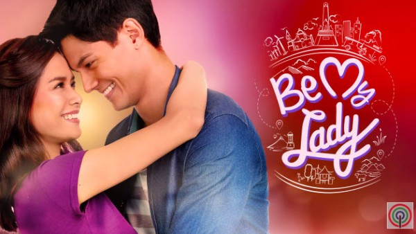Watch: Be My Lady starring Erich Gonzales and Daniel Matsunaga premieres on TV