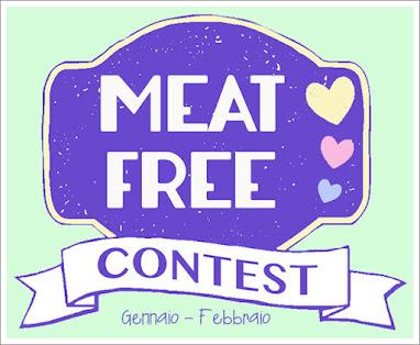 Meat Free Contest Gennaio e Febbraio 2018