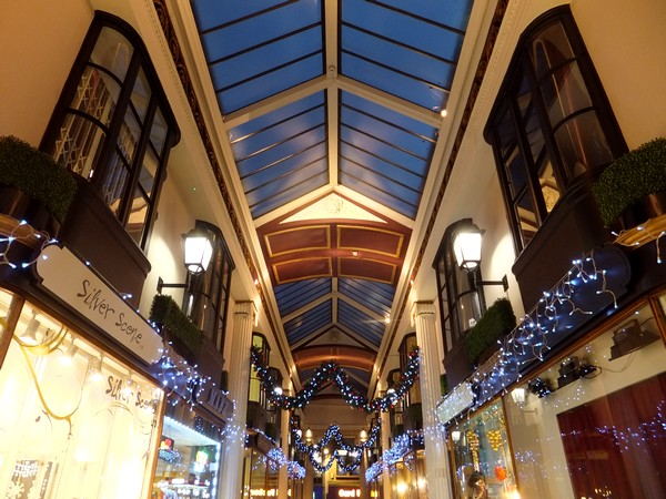 bristol saint james arcade