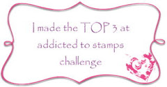 Top 3 Addicted to Stamps - July 2012