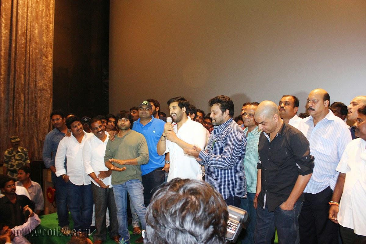 Yevadu Success tour in Nellore Guntur and Ongole-HQ-Photo-3