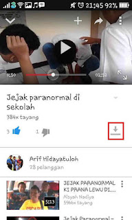 Trik Mudah Download Video Youtube di HP Android Tanpa Aplikasi