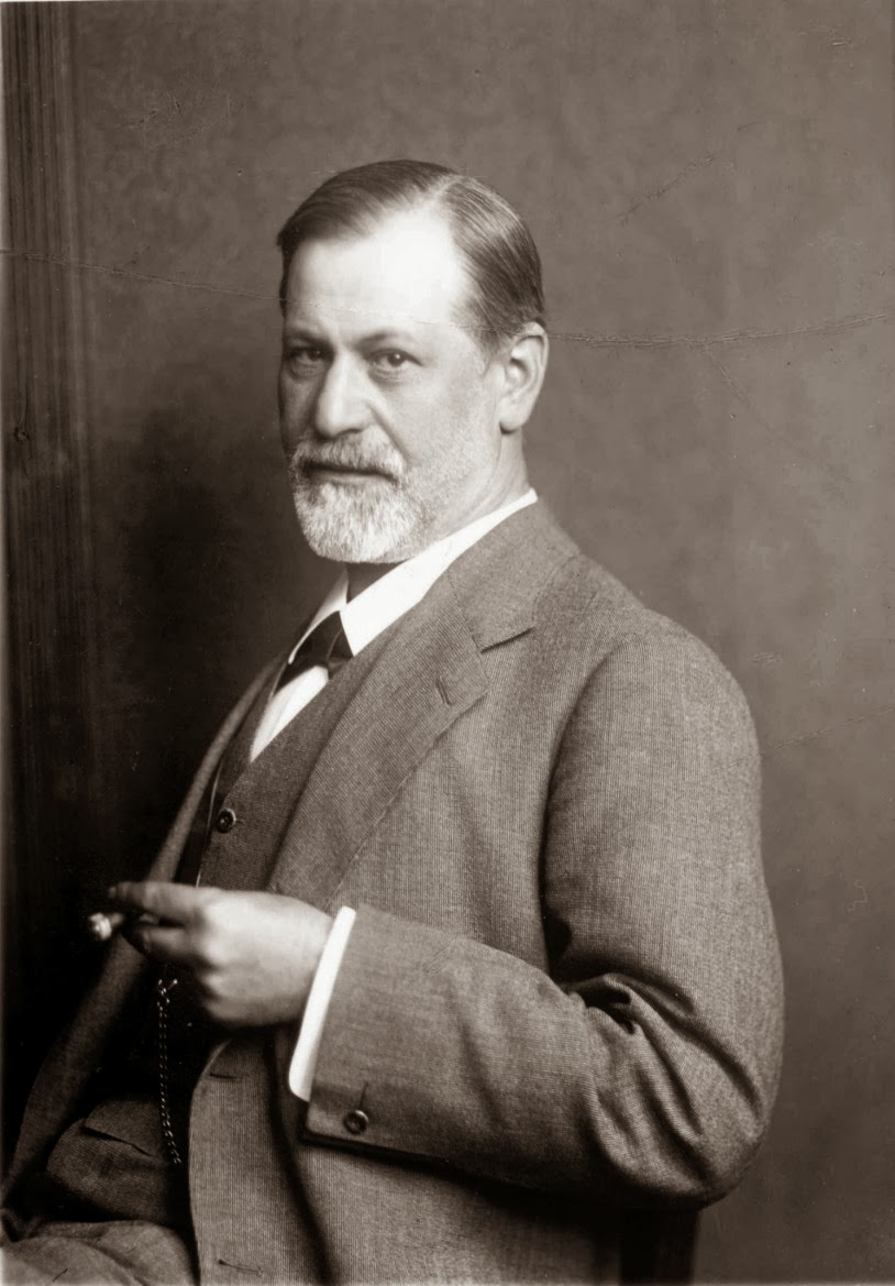 Freud padre del Psicoanálisis