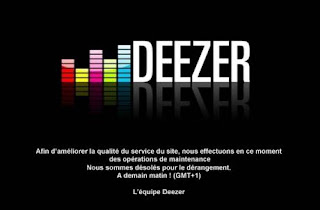 Deezer Desktop pose quelques problmes
