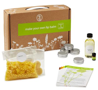 make your own lip balm kit