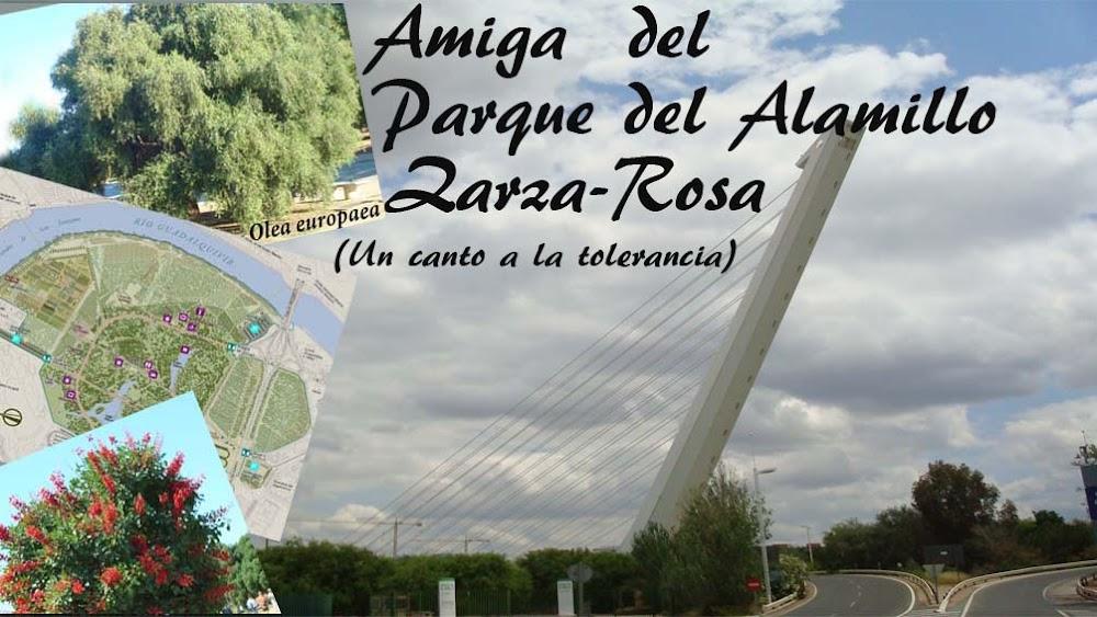 Amiga del Parque del Alamillo-ZarzaRosa (un canto a la tolerancia)