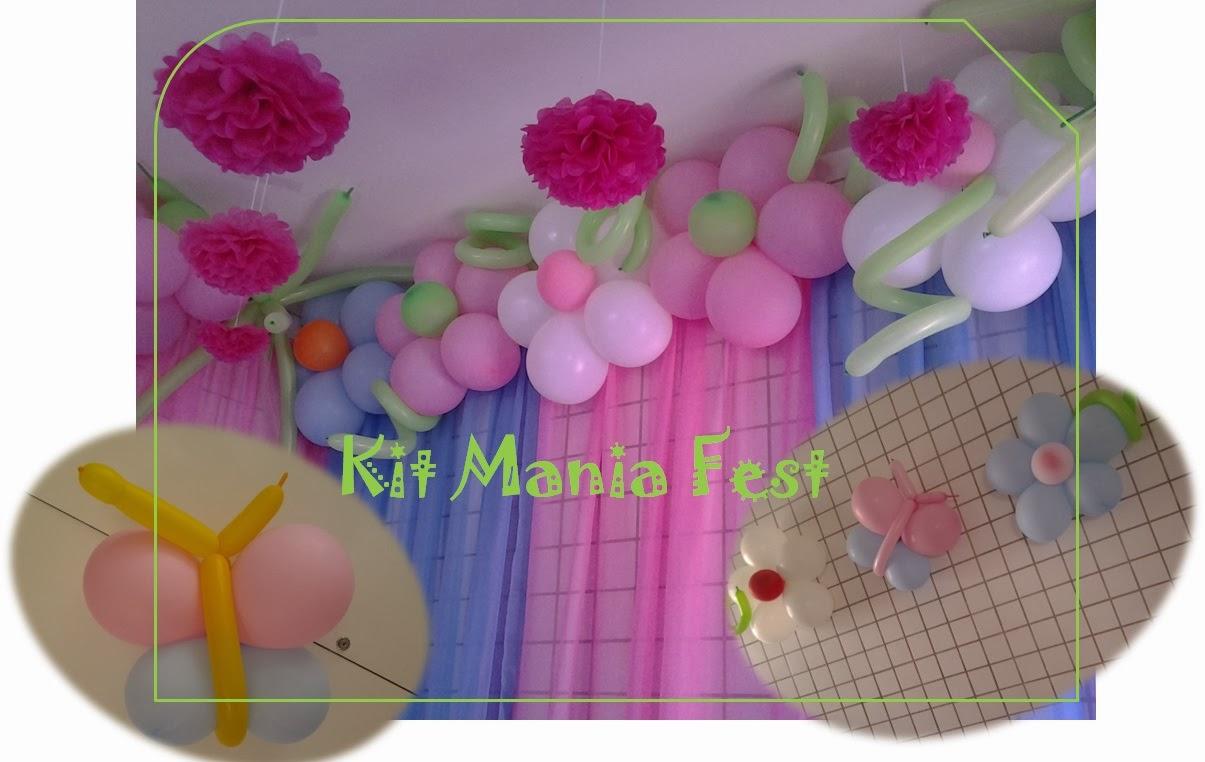 decoracao de balões jardim encantado:Locação, decoração e enchimento de balões