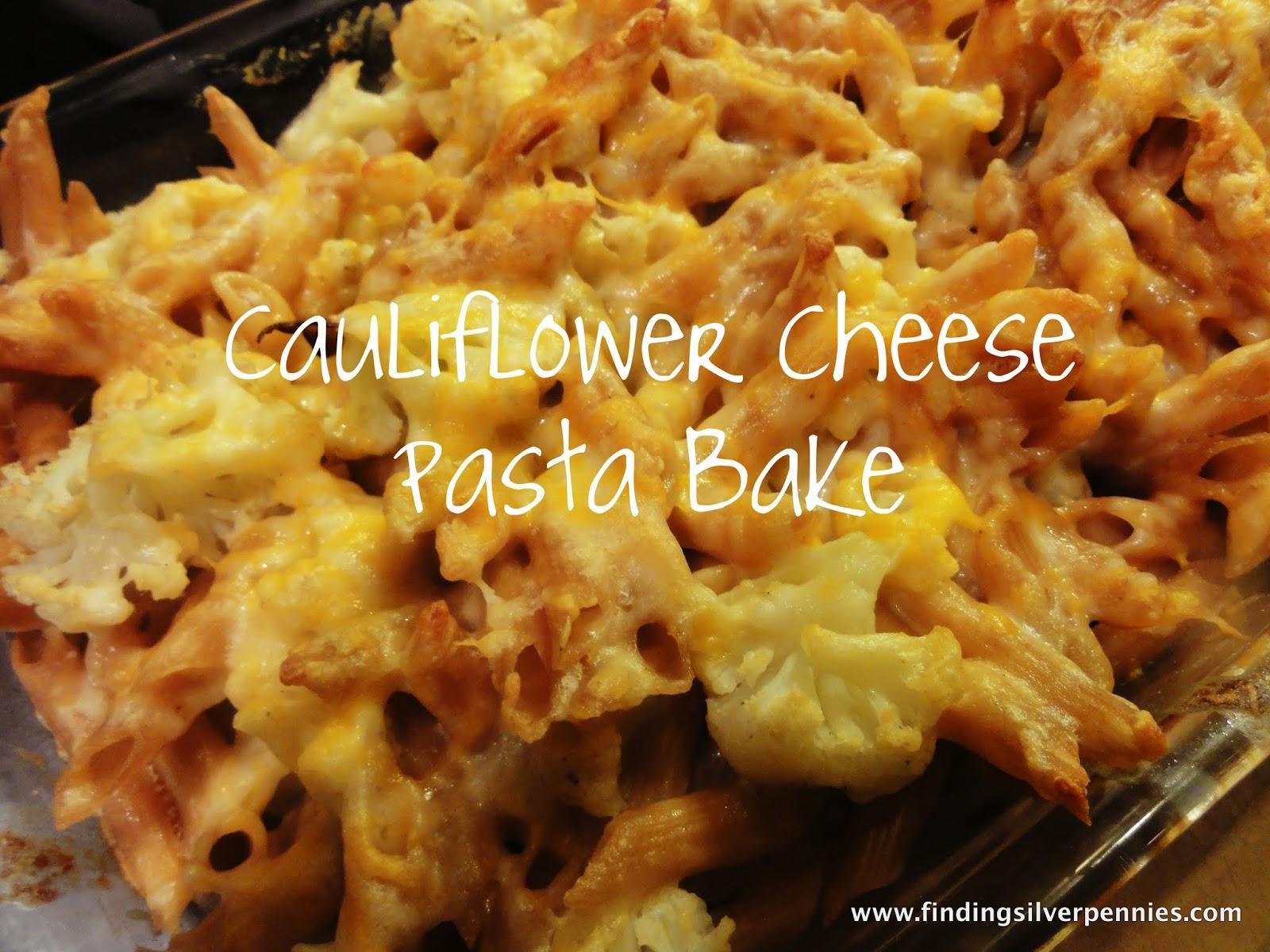 Four-Cheese Pasta With Cauliflower Recipes — Dishmaps