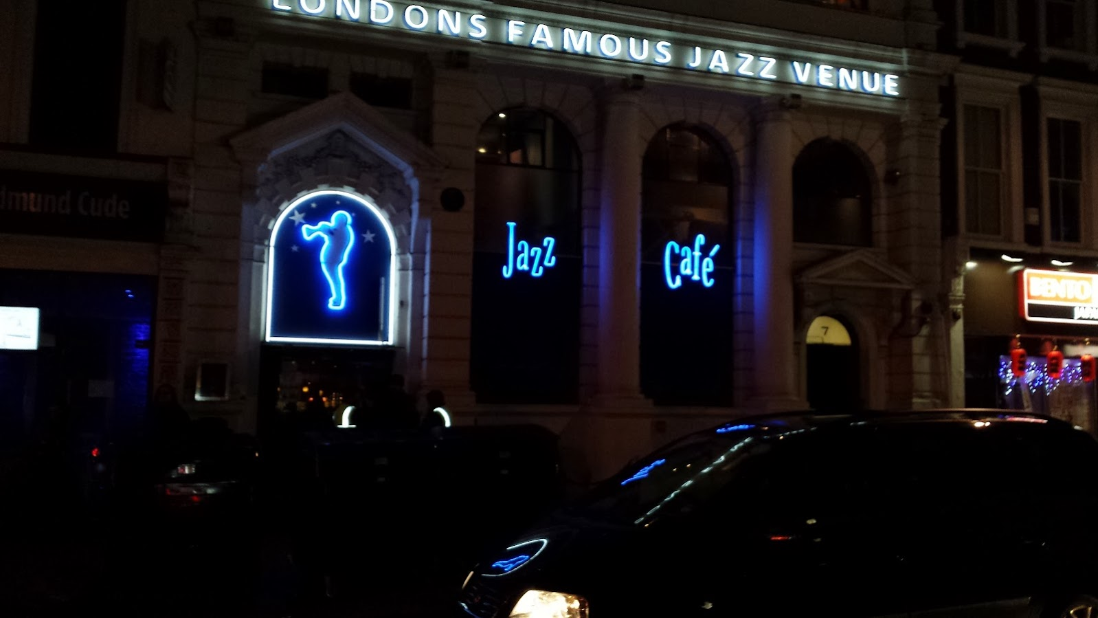 London's Famous Jazz Venue