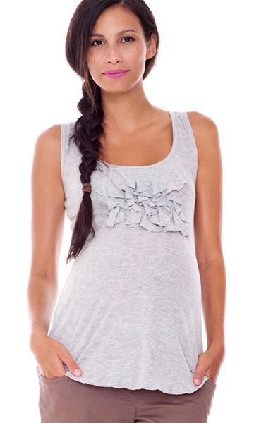 ropa para embarazadas primavera verano 2012