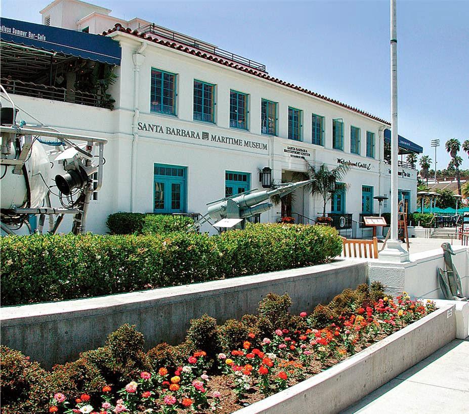 Destination Nautical: Santa Barbara Maritime Museum