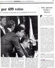 """""""Diario el Mundo"""" 05/03/1996"""