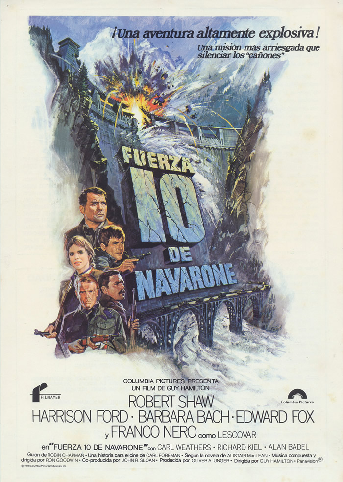 Fuerza diez de Navarone  (Force 10 from Navarone)