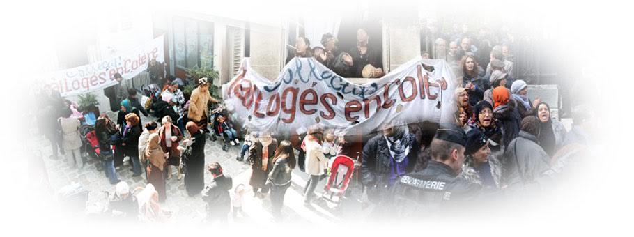 Consultez plus de 10 ans de lutte des Mal-logés en Colère sur notre blog originel :