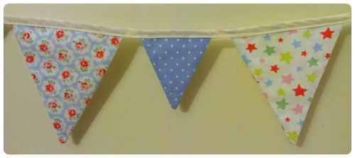 craftypainter: Bunting