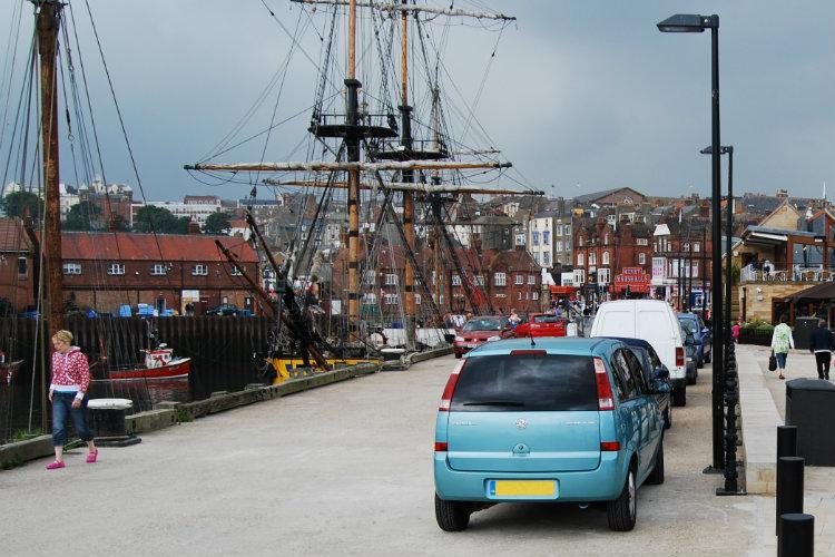Scarborough's North Wharf