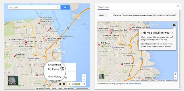 google geo developers blog jazz up your site or blog with the new