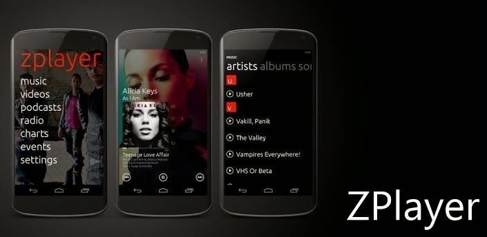 ZPlayer v4.12 APK Patched