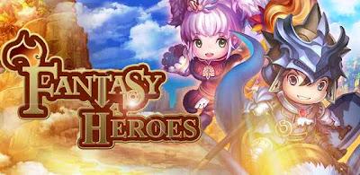 FANTASY HEROES 1.0.3 APK + DATA
