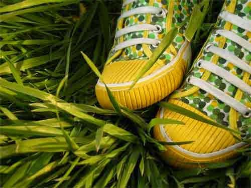 Para andar hay que elegir un buen calzado