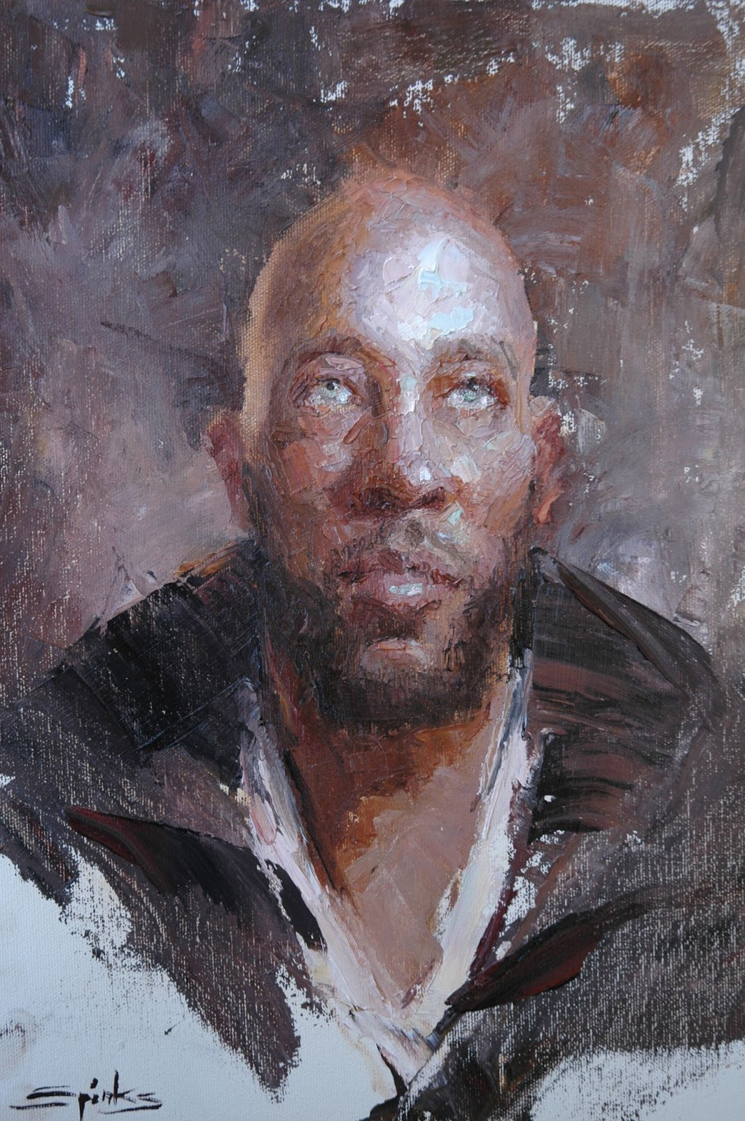 Portrait Oil Painting
