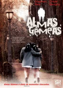 Filme Poster Almas Gêmeas DVDRip XviD & RMVB Dublado