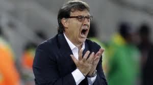 Tata Martino entrenador del Barcelona Barsa 2013