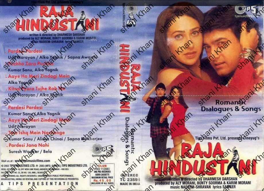Download Aaye Ho Meri Zindagi Mein Male Raja Hindustani