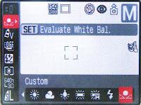 Cara setting White Balance (WB) yang benar