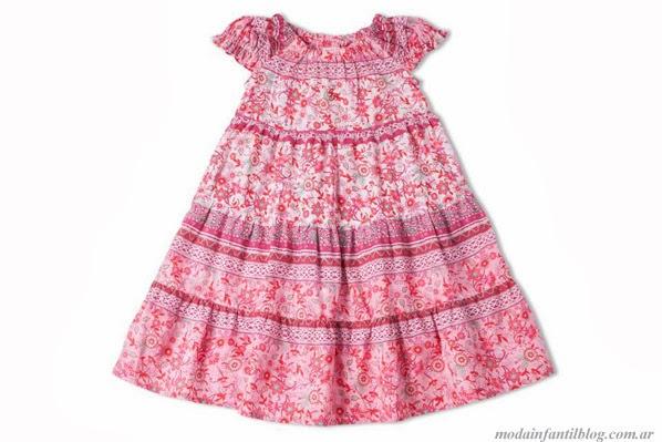 vestidos nenas verano 2014