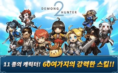 download demong hunter 2 mod apk