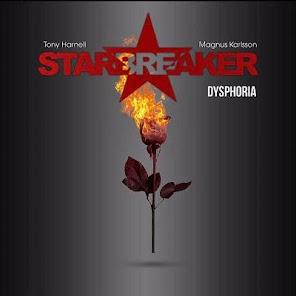 Starbreaker Dysphoria Frontiers Records January 25, 2019