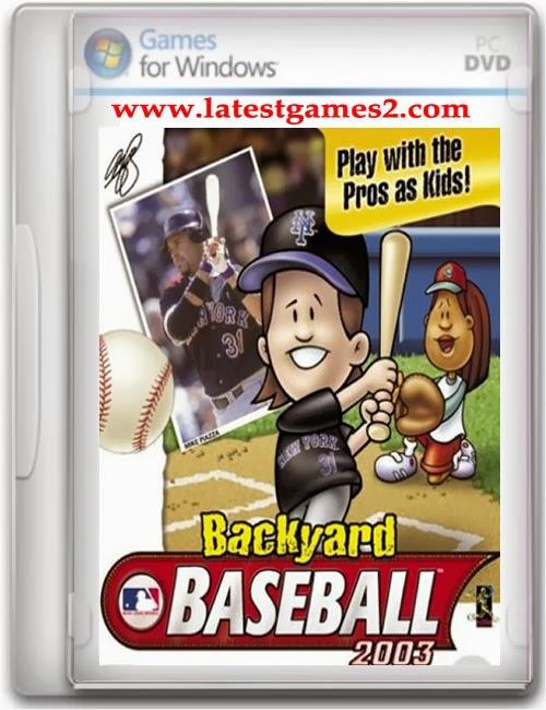 backyard baseball 2003 pc game full version download backyard baseball