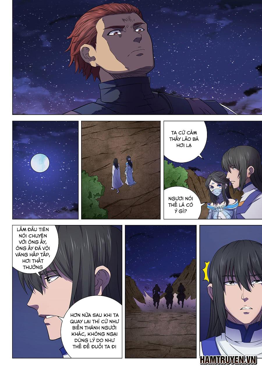 Tuyệt Thế Võ Thần Chap 170 Upload bởi Truyentranhmoi.net