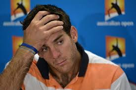 DEL POTRO ABANDONA ESTORIL